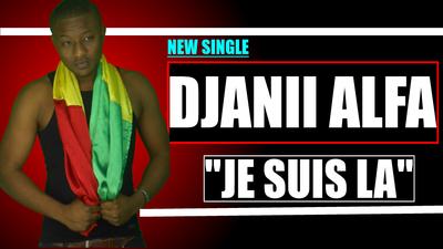 Musique : Djanii Alfa sort u nouveau single intitulé '' Je suis la''
