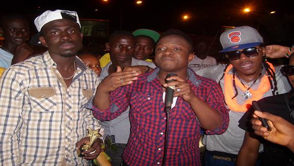 Guinea Urban Tour : Banlieuz'art de  retour à Conakry après 4 mois de tournée !