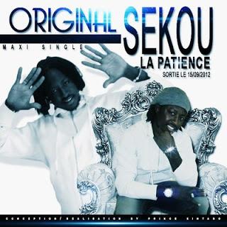 Interview : Original Sékou '' malgré la distance le groupe Darwin's n'est pas encore mort''