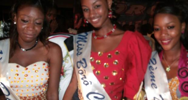 8ème edition Miss et Master boro conakry: Thierno Oumar Sow de Sylla Lamine et Mamaissata Diallo de Ste Marie deviennent les plus beaux lycéens de Conakry