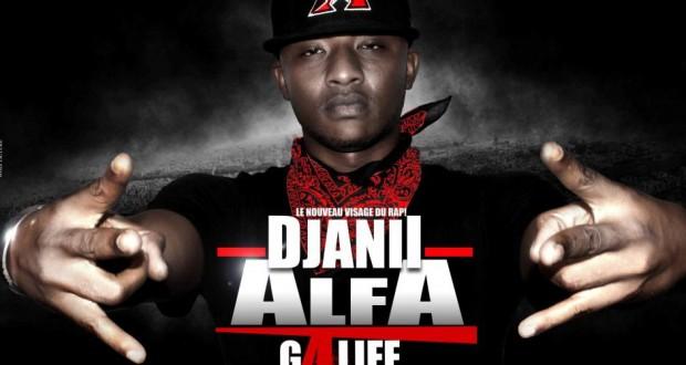 Enfin la date de la sortie officielle de la sortie du premier opus  G4LIFE de l'espoir du rap guinéen Alfa Djanii.