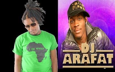 DJ ARAFAT se serait  battu avec King Salomon du Groupe Banlieuz'art dans un Night club de Conakry dans la nuit du jeudi
