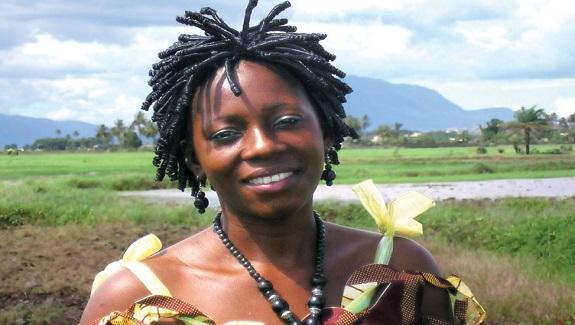 Koumba Aviane Tonguino, nominée au Festival SICA- Cotonou