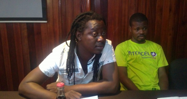 ''Mansa Koura'', c'est le nom du 7ème album du reggaeman guinéen Mak Soul