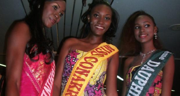 Miss Guinée 2013 : Halimatou Diallo remporte la présélection pour la zone spéciale de Conakry !