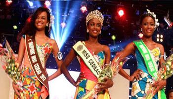 La Guinéenne Mariam Diallo sacrée Miss Cedeao 2012