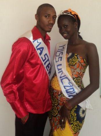 1ere edition de Miss et Master UNC