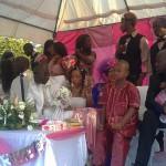 Moussa M'baye se marie avec Mariam Nimaga