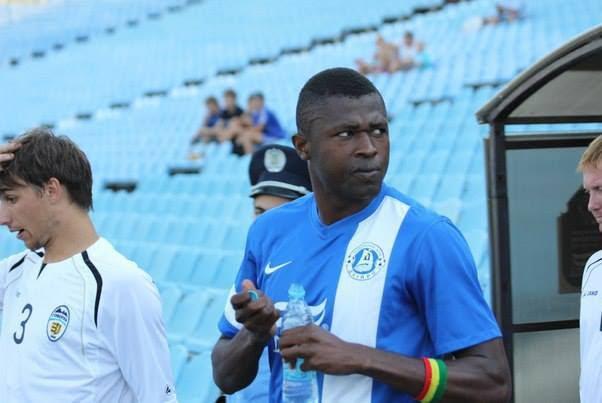 FOOTBALL: Sékou Condé refuse l'Ukraine pour la Guinée