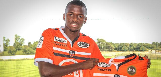 Transfert: Sadio Diallo prêté au FC Lorien ce mardi