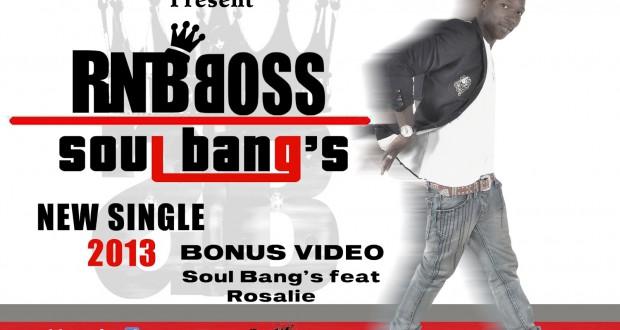 Musique : Soul Bang's livre 3 Singles en attendant son album vidéo