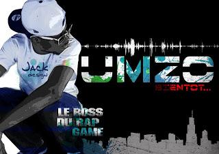 UMZO MANSA G  le boss du rap Game sera de retour à Conakry au mois d'octobre prochain.
