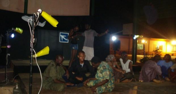 Guinée : La tragédie Yaguine et Fodé à nouveau interprété dans une pièce de théâtre