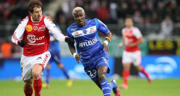 SPORT : Mohamed Lamine Yattara buteur à trois reprises face a Troyes
