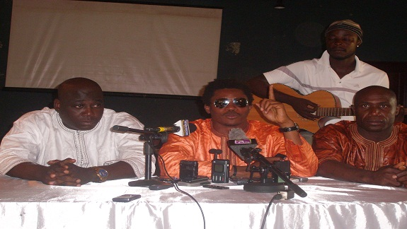 SIMA 2013 : « Je pars défendre les couleurs de la Guinée à Yaoundé » dixit Petit Kandia