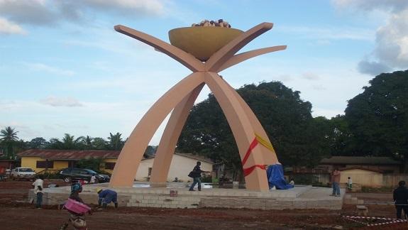 An 55 de l'indépendance : N'Zérékoré en fête !