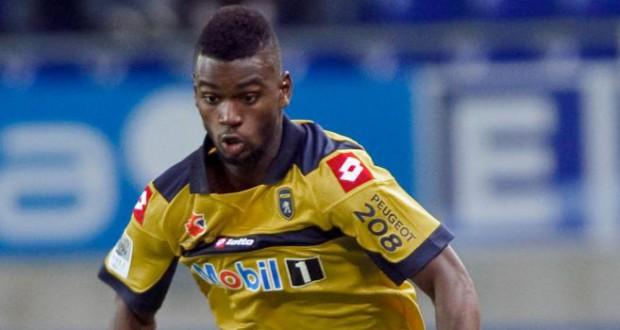 FC Sochaux : Razzagui Camara passeur