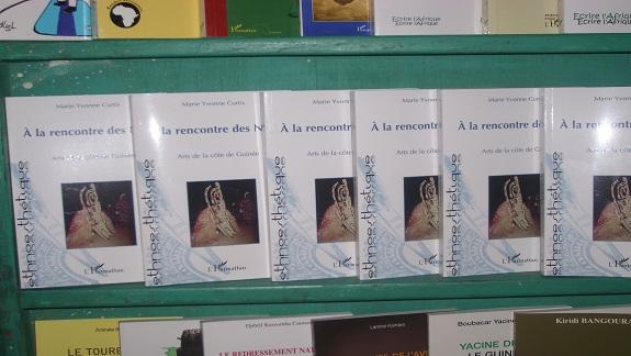 Littérature : La culture Nalu retracée dans un ouvrage