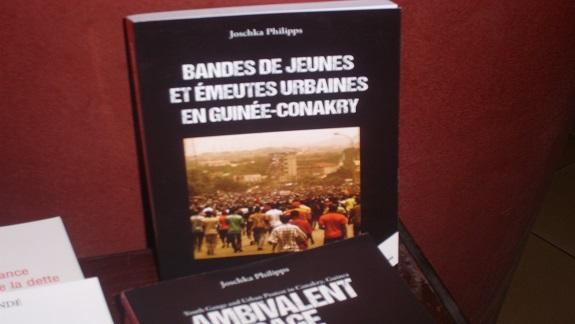 Littérature : L'harmattan Guinée publie un ouvrage sur les émeutes urbaines