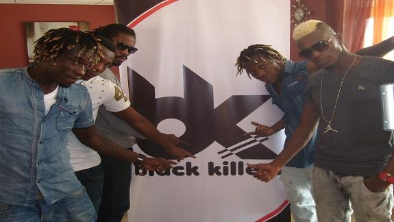 Musique : Pour son 1er opus, Black Killers s'offre une entrée en fanfare !