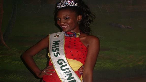 Miss Guinée 2014 : Halimatou Diallo remporte la couronne
