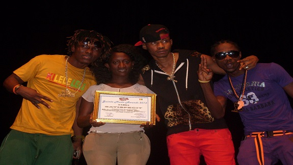 Instinct Killers Guinee music awards