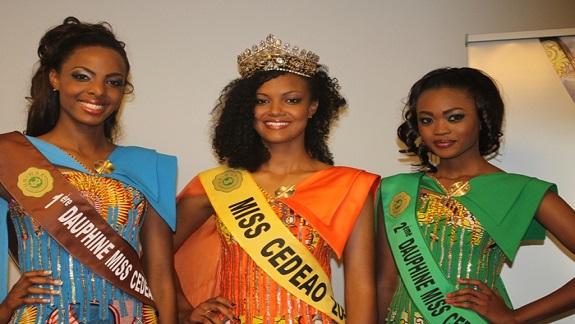 Miss CEDEAO 2013 : la Capverdienne Spincer Lopes rafle la couronne