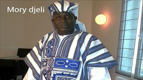 Musique : Mory Djéli Deen prône la paix avec ''Kamérenya''