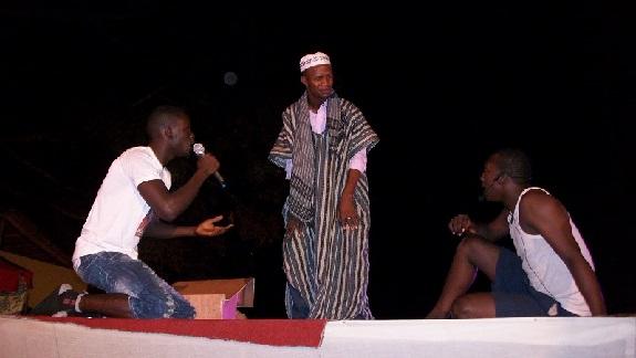 Open Comedy Club: Mamadou Thug comble les attentes