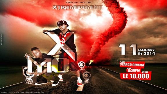 L'album ''My expérience'' de X-Mo dans les bacs le 11 janvier 2014
