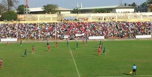 Ligue1 (J5) : le classico entre le Hoya AC et l'AS Kaloum se solde par un nul