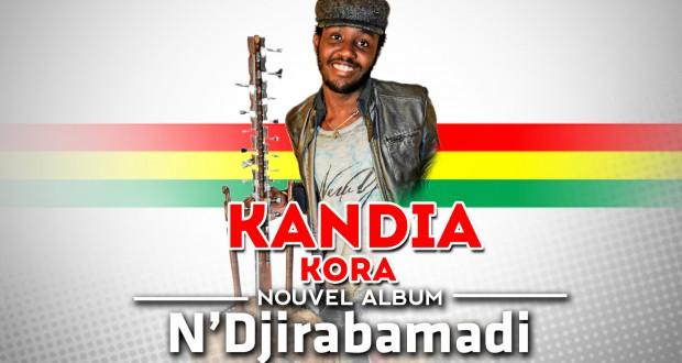 Kandia Kora de retour à Conakry pour la sortie de son album