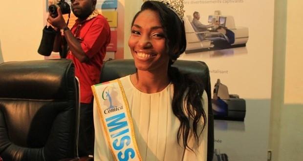 """Miss Cameroun: """"Depuis mon élection, je n'ai reçu aucun soutien de personne"""""""
