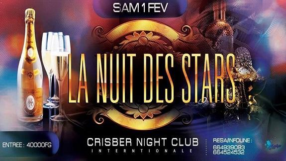 Annonce : Guinée Challenge présente la 1ere édition de la Nuit des stars