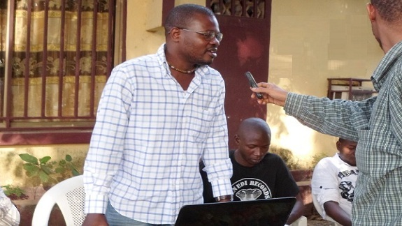 Aly Bongo Léno investi à la tête de l'UJACGUI