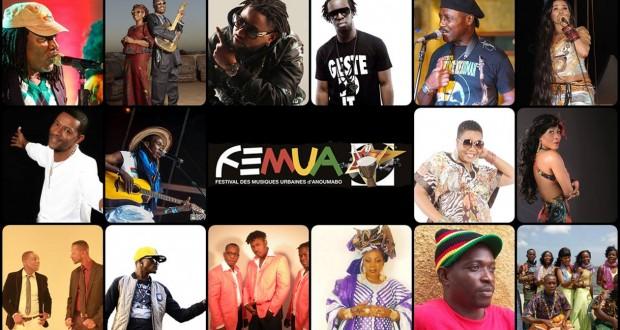FEMUA 2014: La Guinée sera représentée par Fodé Baro