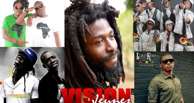 Classement : Top 10 des artistes guinéens les plus populaires sur Facebook