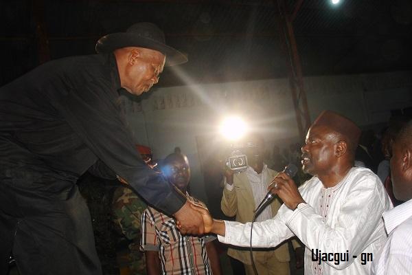 Bembeya tour 2014 : Le premier ministre promet 100 millions au Bembeya Jazz National à Forécariah