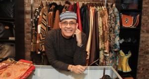 Alphadi : « Si on veut que la Guinée soit un pays de création en matière de mode, on doit mettre la jeunesse en avant »