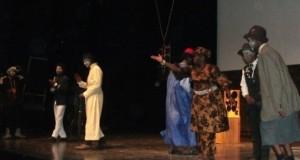 Théâtre national de Guinée : A la découverte d'une troupe qui sombre dans un concert de difficultés