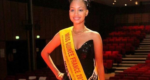 Miss Guinée France 2015 : Aissatou Souaré remporte la couronne