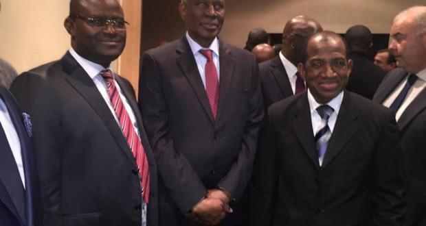 Oscar des Oscars: KPC sacré meilleur manager africain 2014 à Paris