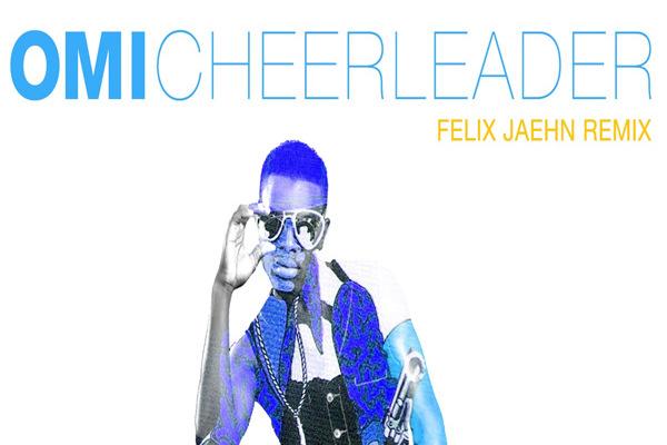Musique : Omi signe Cheerleader