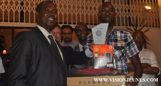 Prix du jeune écrivain guinéen : Ibrahima Barry s'illustre avec ''Perte cruelle d'un père''