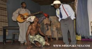 Théâtre national : ''l'emblème'', la nouvelle création