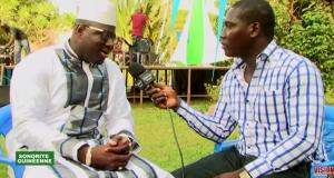 Sonorités guinéennes : Salim Souaré reçoit l'artiste malien Nampé Sadio