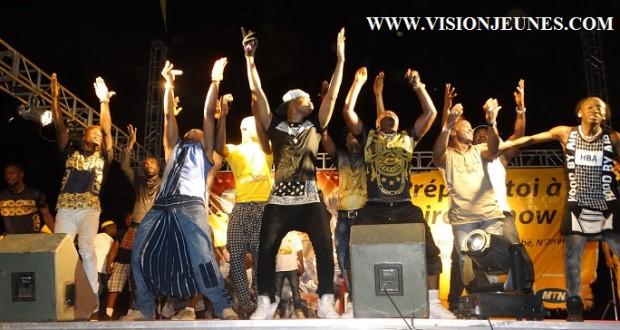 MTN Show : Boké boucle la 1ère édition