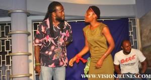 Match d'improvisation théâtrale: Un biais pour redorer le théâtre guinéen