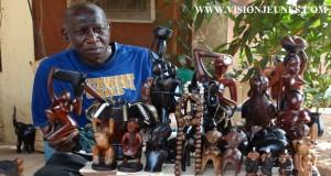 Interview : « L'art est le fondement de toute vie » dixit Komara Ousmane, artisan à Kankan