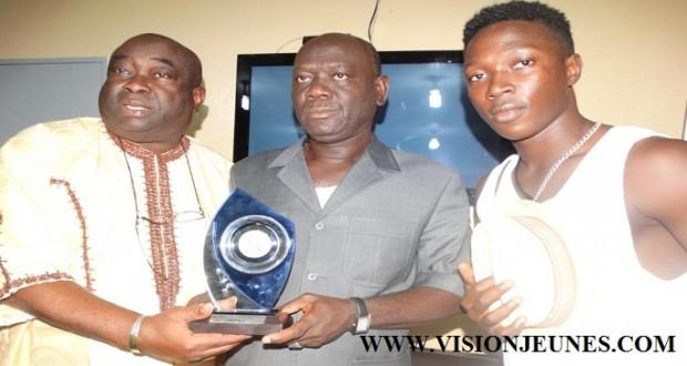 Impulse It 2015: « C'est le 1er trophée de la nouvelle équipe du ministère de la culture » dixit Amirou Conté